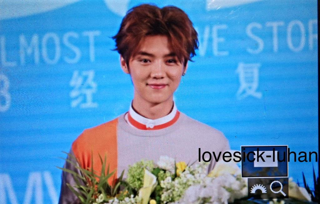 [PREVIEW] 150204 甜蜜蜜 (As Sweet As Honey) MV Press Conference [130P] B8-6ctRIYAAKz2r