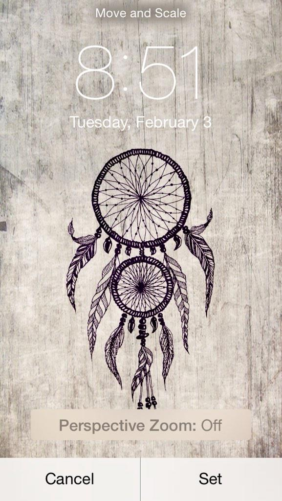 LayoutsLockscreens On Twitter ✨Dream Catcher Lock Screen✨ 🌑Rt New Set It Off Dream Catcher
