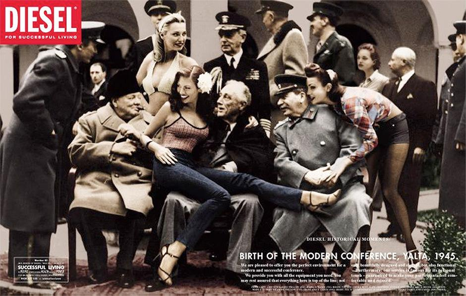 Mr Allsop History On Twitter Onthisday 1945 The Yalta Conference