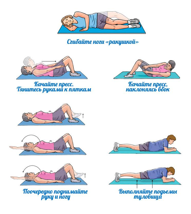 Упражнения На Пресс Для Похудения Живота. Можно ли убрать живот качая пресс