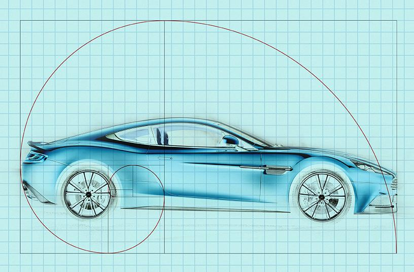What makes a design last? For @astonmartin, it's the oldest trick in the book—the golden ratio http://t.co/htRGtYq3i8 http://t.co/mqVFMgiG9n