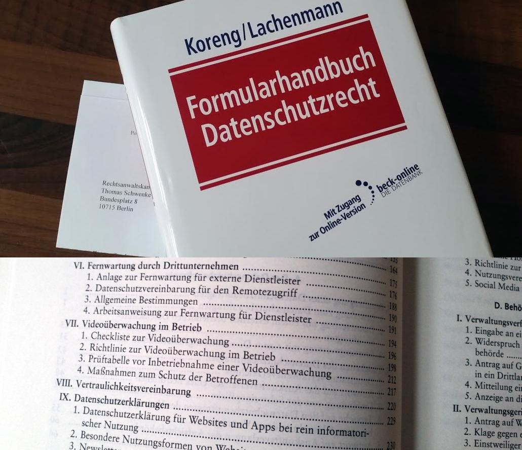 Thx @Lawchenmann @ako_law für das Exemplar - 1Blick: Sehr zufrieden/Finde was ich brauche!  http://t.co/c5CcSSHwhh http://t.co/PC8DgkhvRd