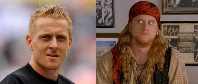 dream team on twitter garry monk claims he looks like damian lewis