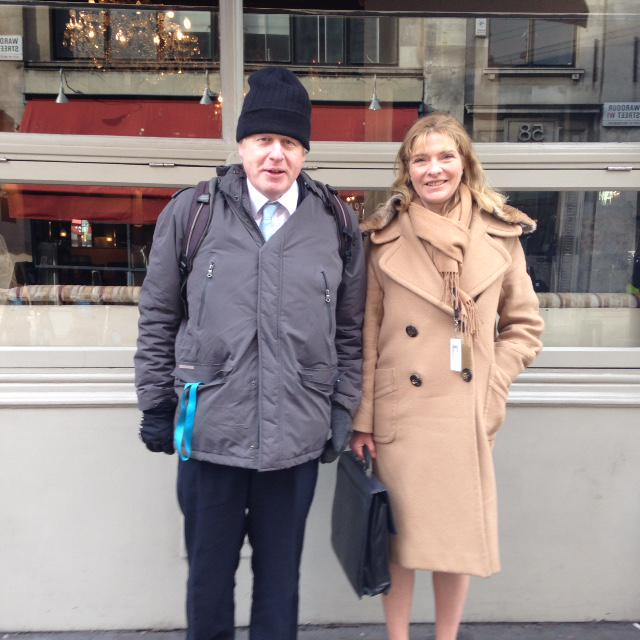 Toured Soho this morning with @CityWestminster Cllr Roe to discuss keeping Soho creative http://t.co/biYdTkUlfn