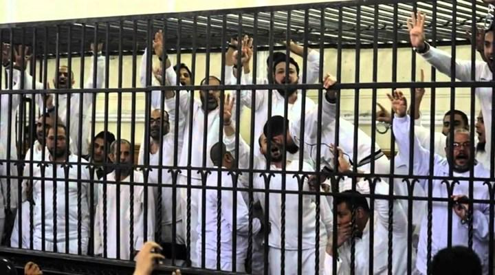 Egyptian brotherhood prisoners