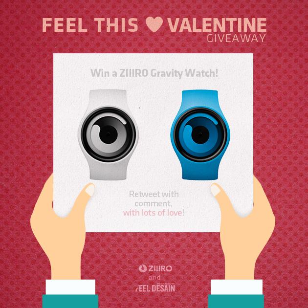 It's #ValentinesDay soon and we have a special #giveaway in collaboration with @feeldesain! http://t.co/667Mncn8Cs http://t.co/pIiupyml9W