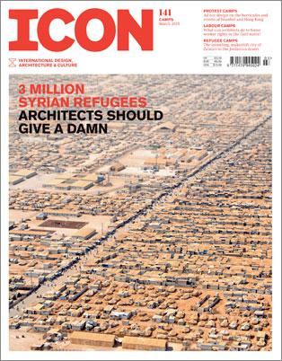 """""""Architects should give a damn"""" – our new issue, Camps, is available now http://t.co/712tREEZE2  #syria @ZaatariCamp http://t.co/eEPDHUQR0K"""