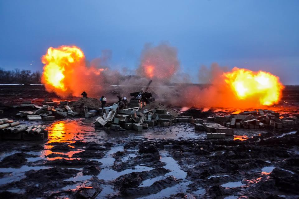 Украинские воины отбили две попытки штурма блокпоста вблизи Фащевки, - Госпогранслужба - Цензор.НЕТ 4438