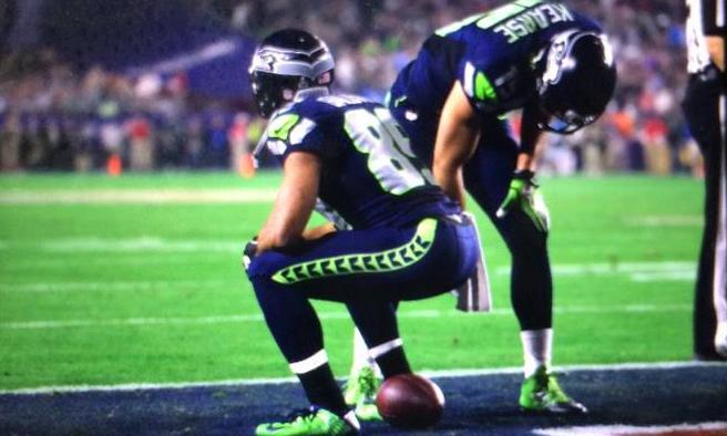 Doug Baldwin To be Fined for Poop Celebration