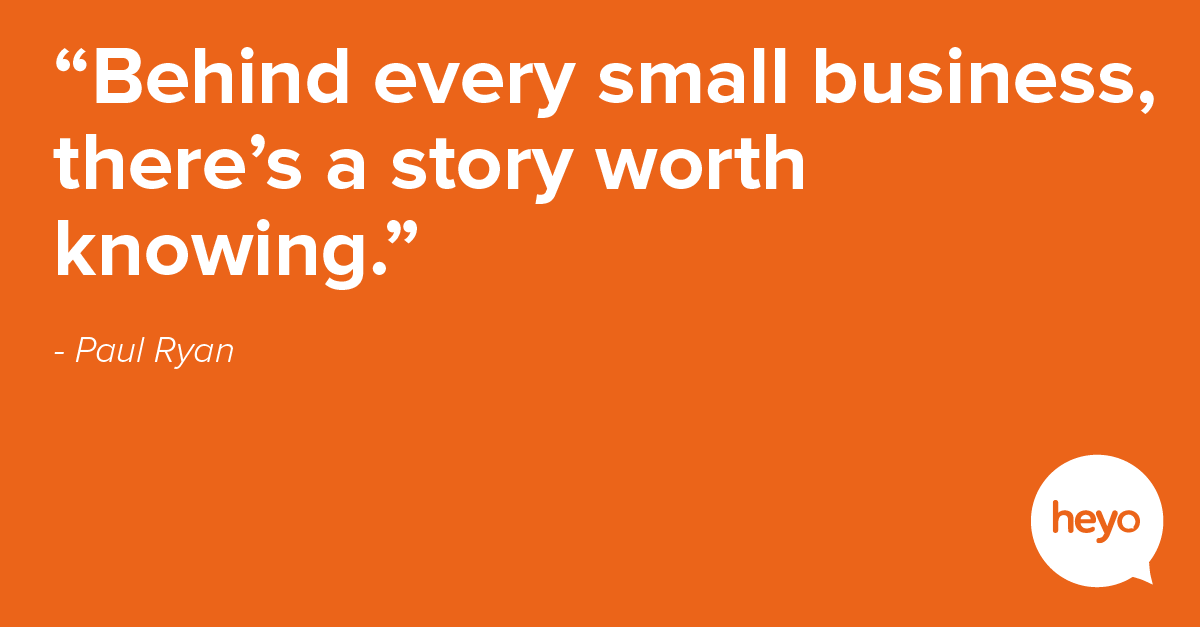 What's your story?  #smallbiz #startups http://t.co/XAYKkcG22u