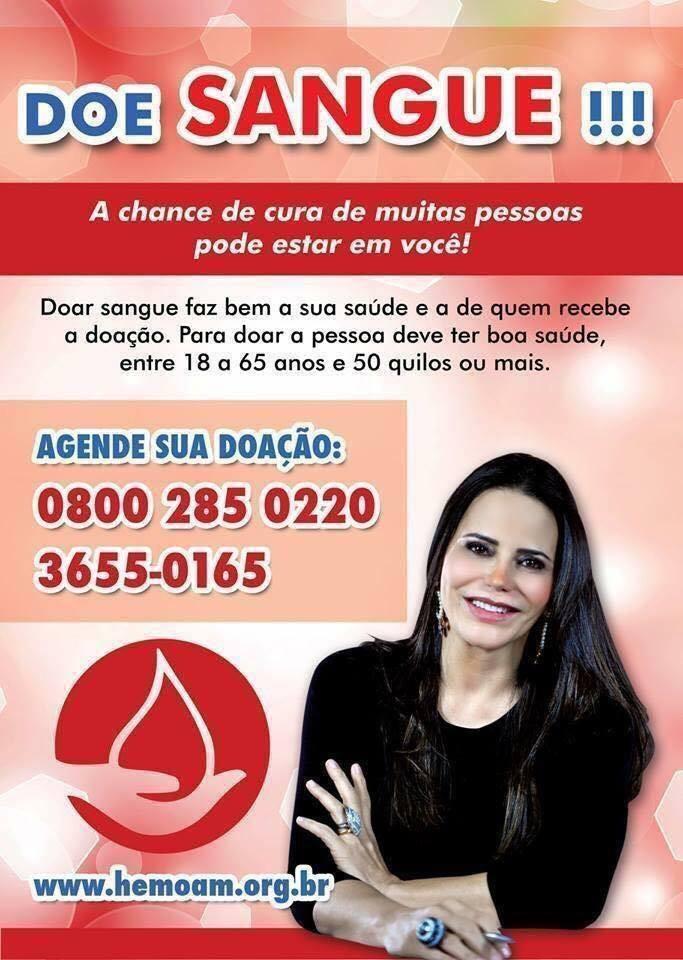 Нежми Азиз призывает к сдаче донорской крови