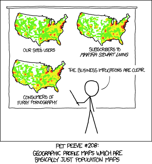 xkcd on mapping