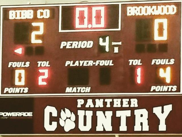 Alabama HS basketball game ends with 2-0 final score (Photo)