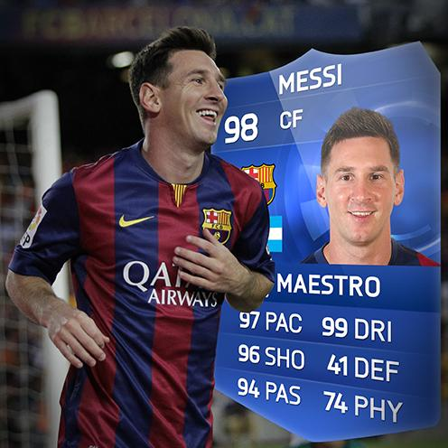 RT for a chance to sign #TOTY Messi on a 50-game Loan Player spell at your #FUT Club on #DeadlineDay! #FIFALoans http://t.co/gYnP5C0nZD