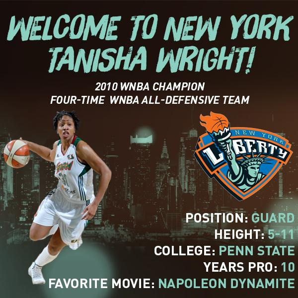 f55f68ed92d we ve signed tanisha wright read an exclusive qampa with the brooklyn native