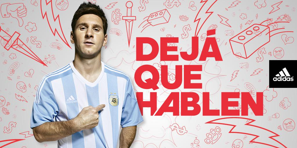 cadena Prohibición cliente  Quotes on Messi 💬 on Twitter: