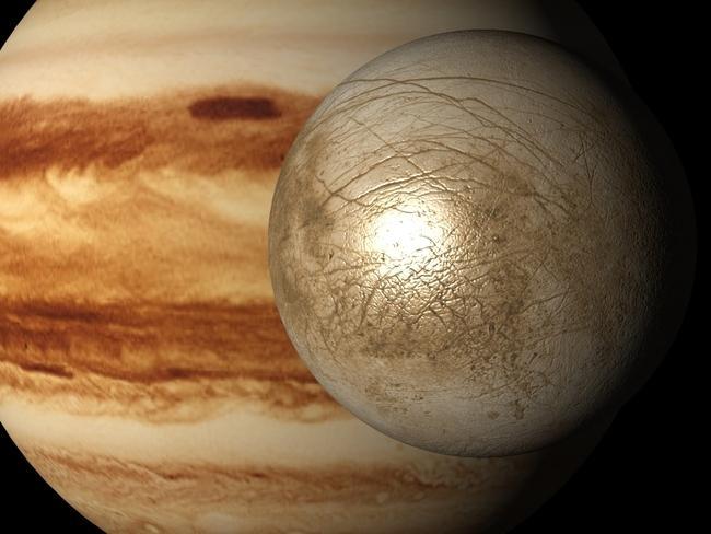 NASA e la missione su Europa, luna di Giove