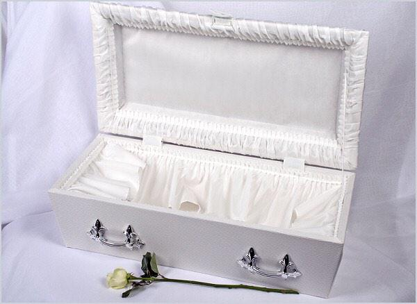 No, seriously. Don't vaccinate your kids. I mean, LOOK AT HOW CUTE THESE TINY COFFINS ARE! http://t.co/43455CgkuO