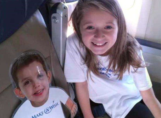 Heartwarming: A boy was too sick to go on his @MakeAWish trip, so he gave it to his friend: http://t.co/XLhHv1Bn0H http://t.co/1nnvHAolZW