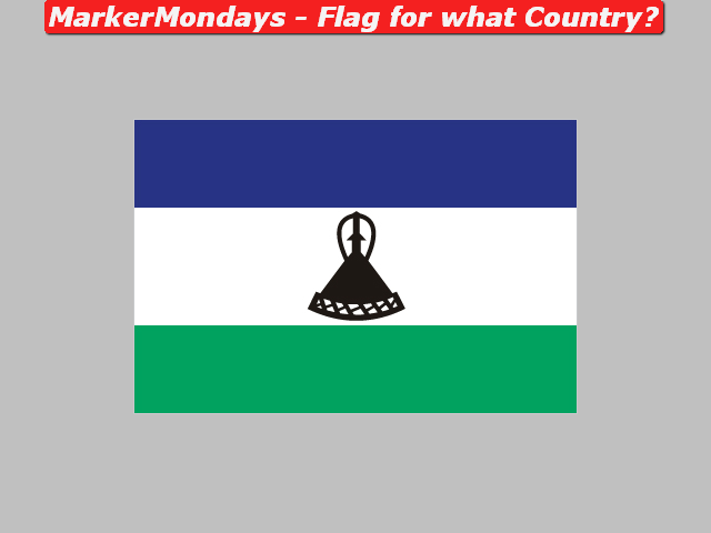 FlagTrivia? Answer: http://t.co/lhbFTO4UNr - Follow for Daily #Geography #Trivia #sschat http://t.co/daaPMJSZLK