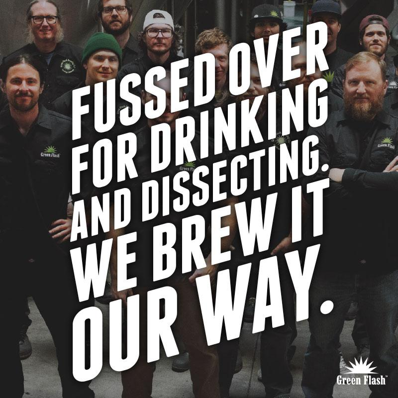 Make a fuss, dissect the flavor, and enjoy every sip. http://t.co/pFtzkbO3FW