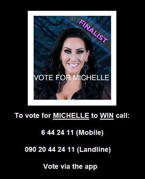 It's time to vote for our mama  @michellevisage #CBBMichelle  @LogoTV @WorldOfWonder @Rupaul #mug4dayz http://t.co/mMHCaLSVHl