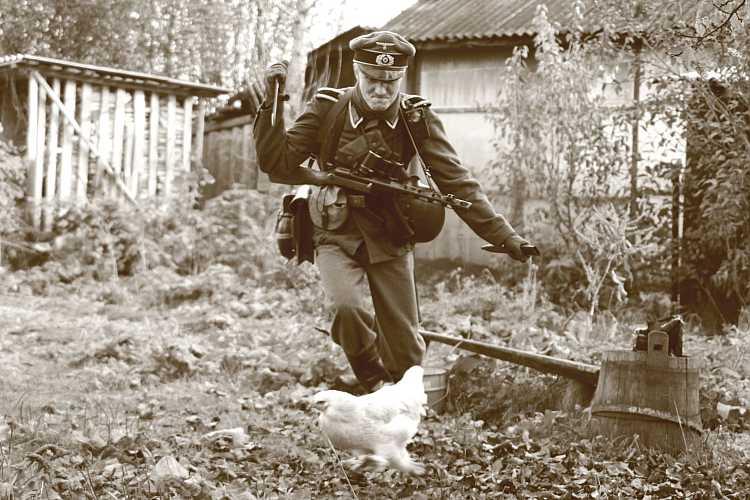 Пьяные российские оккупанты самовольно покинули часть в Безыменном и ограбили местных жителей, - разведка - Цензор.НЕТ 6333