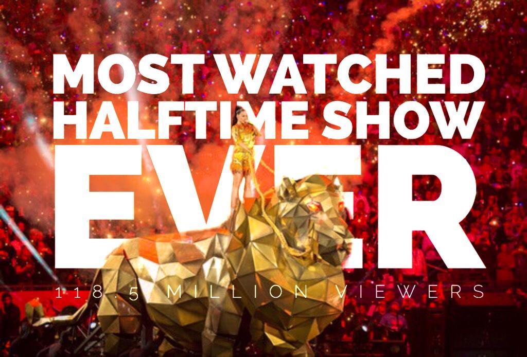 Katy Perry » Super Bowl XLIX Halftime Show (Pág. 1) | 2 PREMIOS EMMY | 121.5M de espectadores [II] B85T3oPCAAE7lBO