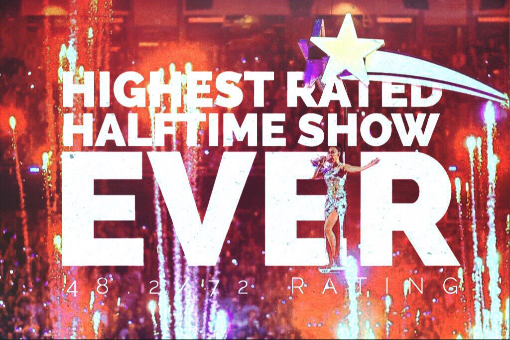 Katy Perry » Super Bowl XLIX Halftime Show (Pág. 1) | 2 PREMIOS EMMY | 121.5M de espectadores [II] B85T3omCQAE_xJW