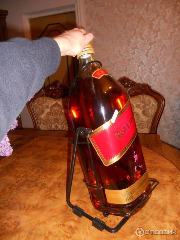 самые большие бутылки с алкоголем фото самом
