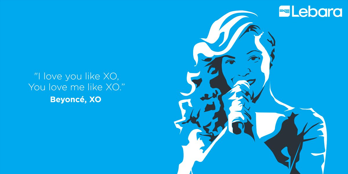 We're getting ready for the #Grammys with this lyric from our favourite fierce lady! #Beyonce http://t.co/tWEg1cDaTZ