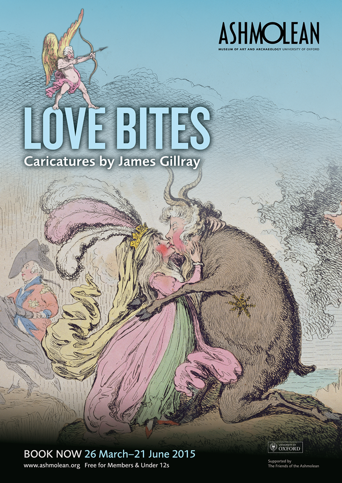 Thumbnail for EXHIBITION: Love Bites: James Gillray