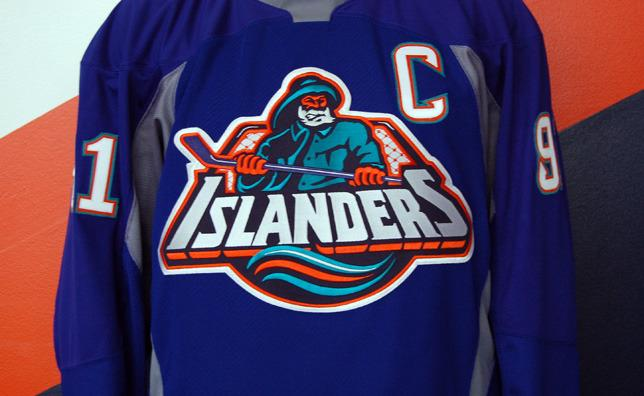 c1b33bc4a ... NY Islanders to wear updated fisherman jersey for tonights w ...