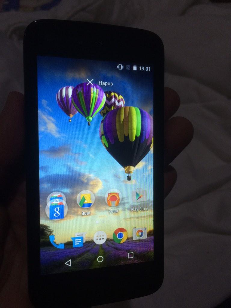 [Official Lounge] Evercoss One X / Mito Impact / Nexian Journey - First 5.1 Lollipop