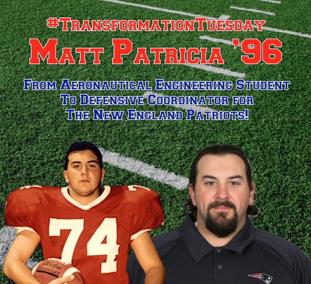 Matt Patricia Wife Matt Patricia '96 Went