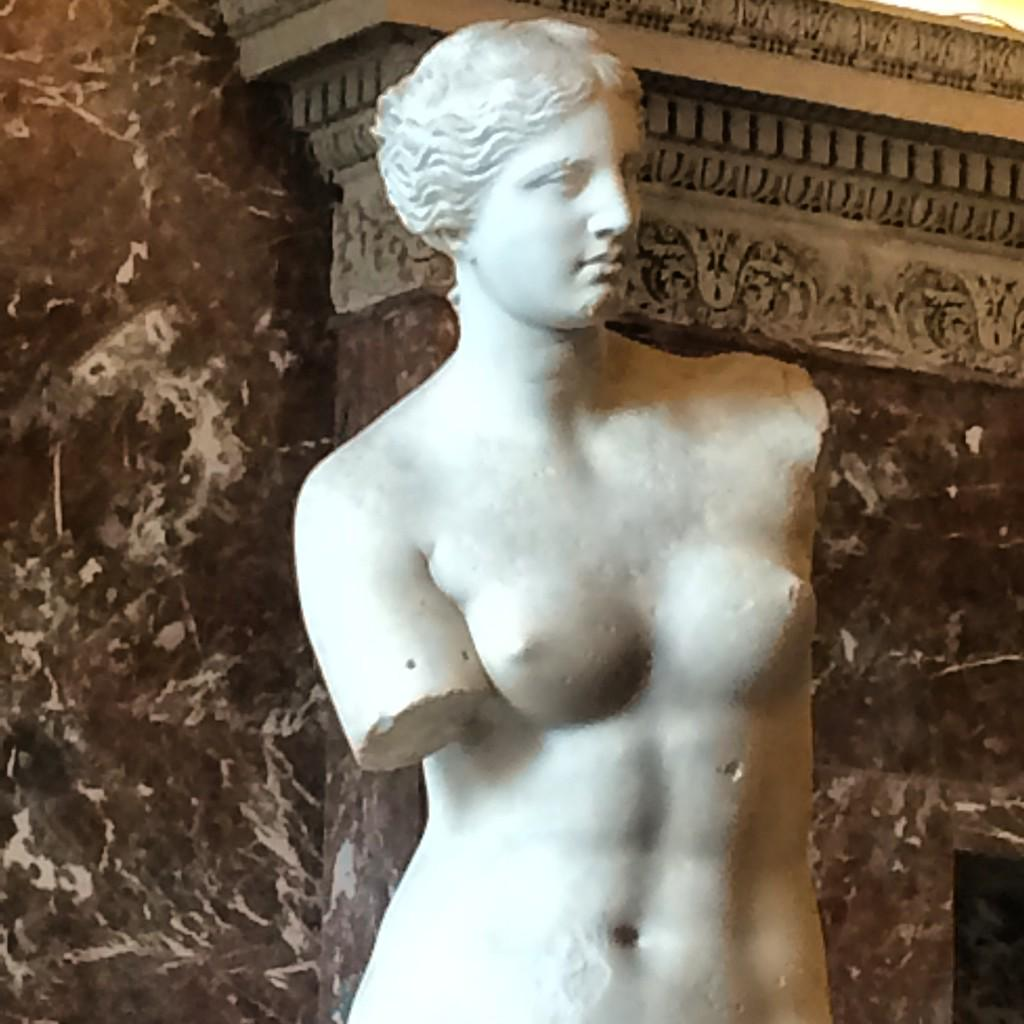 Cannot wait to be taking my next group to meet one of the world's most beautiful women-Venus de Milo #ttot #paris http://t.co/hzDmrsaWfK