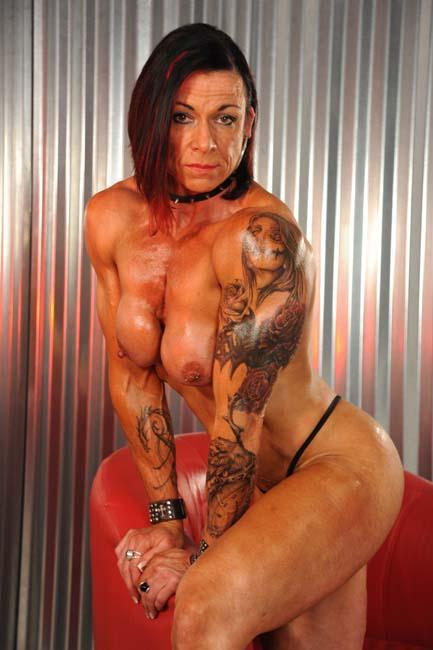 Kinky nude bodybuilders — 12