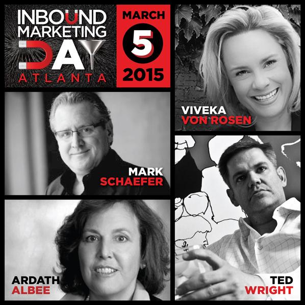 Marketing maniacs & brainiacs of #ATL - See you at http://t.co/LBEDiAzmYo You in? #IMDAtlanta #IMW15 Plz RT http://t.co/gq2YyAFDd7