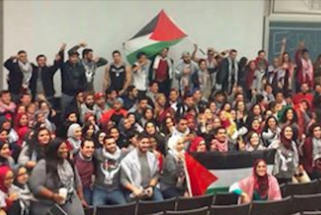 University of California students chant 'Allahu Akbar' after anti-#Israel vote http://t.co/c11sm1Dxqw #BDS http://t.co/3Z4vfrIZZi