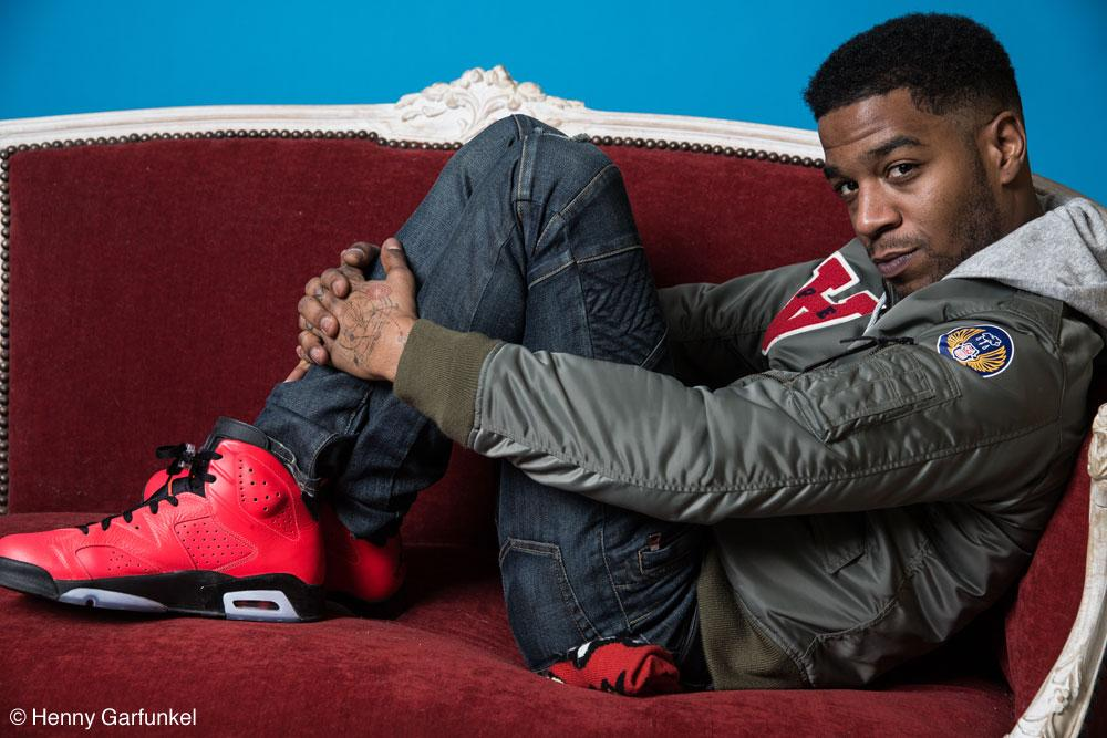.@KidCudi got comfy at this year's @Sundancefest. Browse more festival portraits here: http://t.co/LgSwn1duOv http://t.co/LRafnMguLi