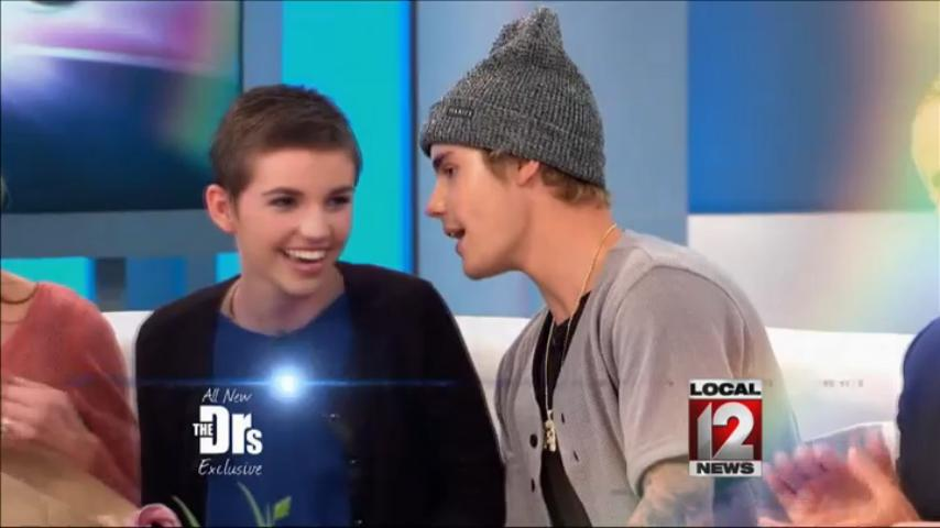 A local teen, recovering from serious injuries, gets a surprise meeting with Justin Bieber http://t.co/5YjUFvfVe1 http://t.co/mdbZ1BMq6F
