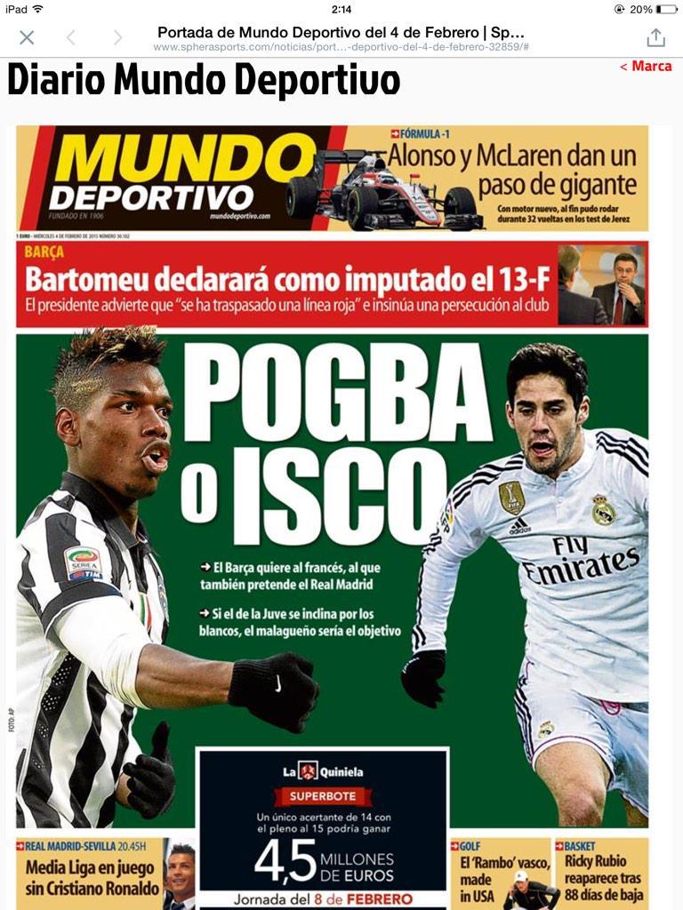 Prensa deportiva Española (Marca, As, Sport, Mundo Deportivo, Super Deporte, Estadio deportivo, etc) - Página 6 B89miLmIUAEHR3m