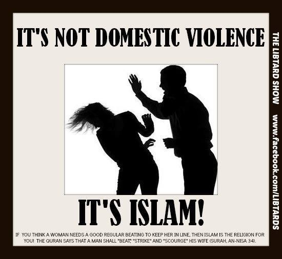 violence in islam As muslims we understand that violence and coercion used, as a tool of control in the home is oppression and not accepted in islam marriage in the islamic context is a means of tranquility, protection, peace and comfort.