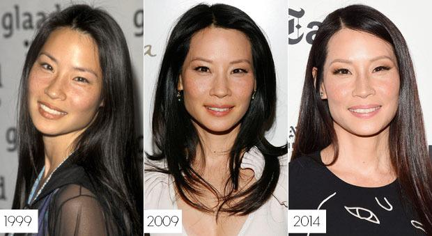"""Moody Foodie on Twitter: """"can we talk about how lucy liu is just not aging http://t.co/NuYaobiLrc"""""""