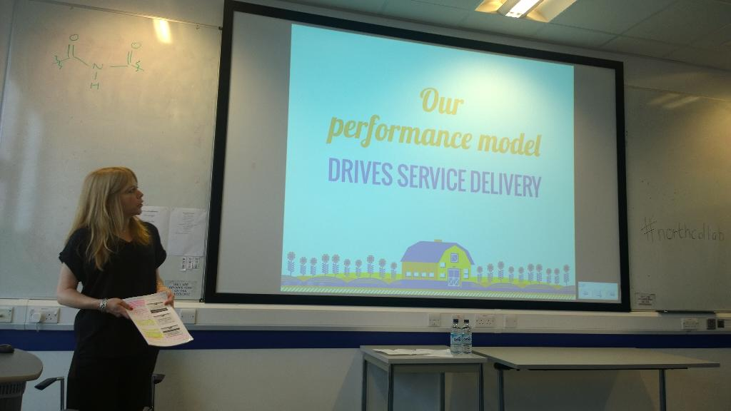 @KayJGrieves first presenter of the day #northcollab http://t.co/fvDPCMmXpP