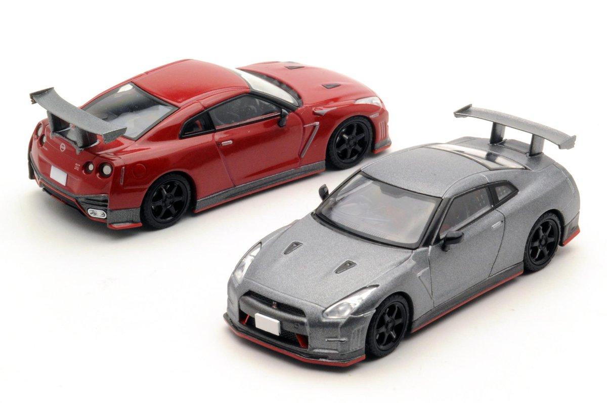 """トミーテック ミニカー【公式】 on Twitter: """"TLV-NEO関連では、2月予定 日産GT-R NISMO ..."""