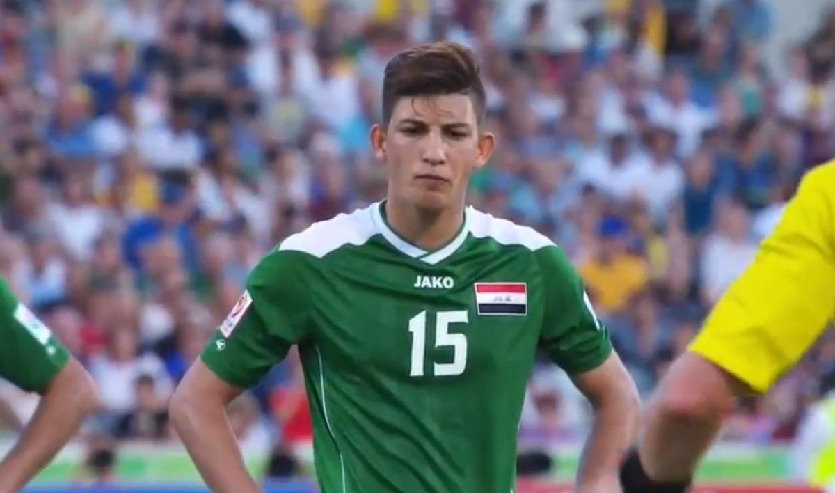 Iraqi Midfielder Dhurgham Ismail Linked with Persepolis Move