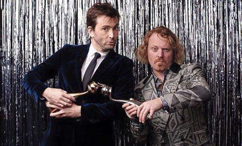 Well its Friday! What great wk its bin. Winning an NTA and bumping into the lovely David Tennant. Fanks for voting! http://t.co/jR8IR9INRG