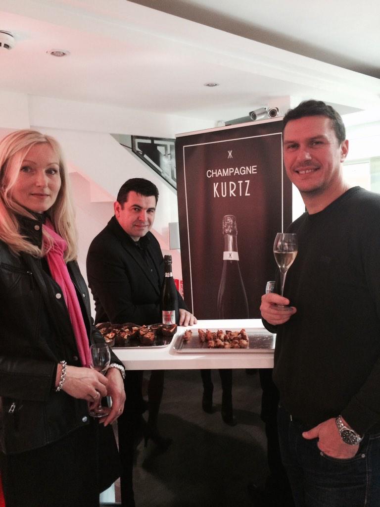 champagne kurtz