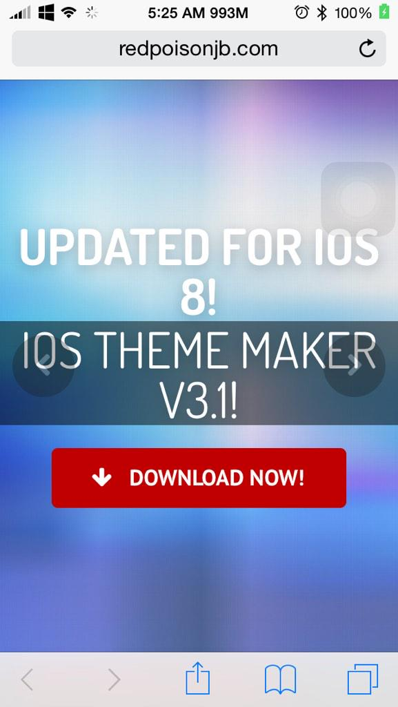Iphone theme maker download